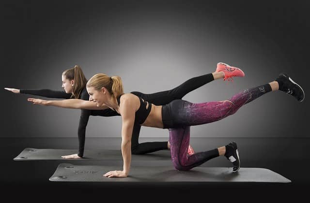 Cviky na stehna