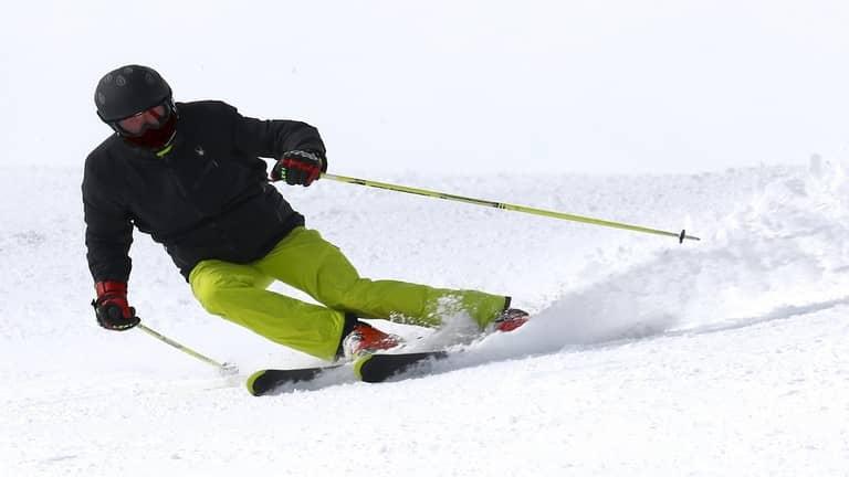 Jak vybrat délku lyžařských hůlek